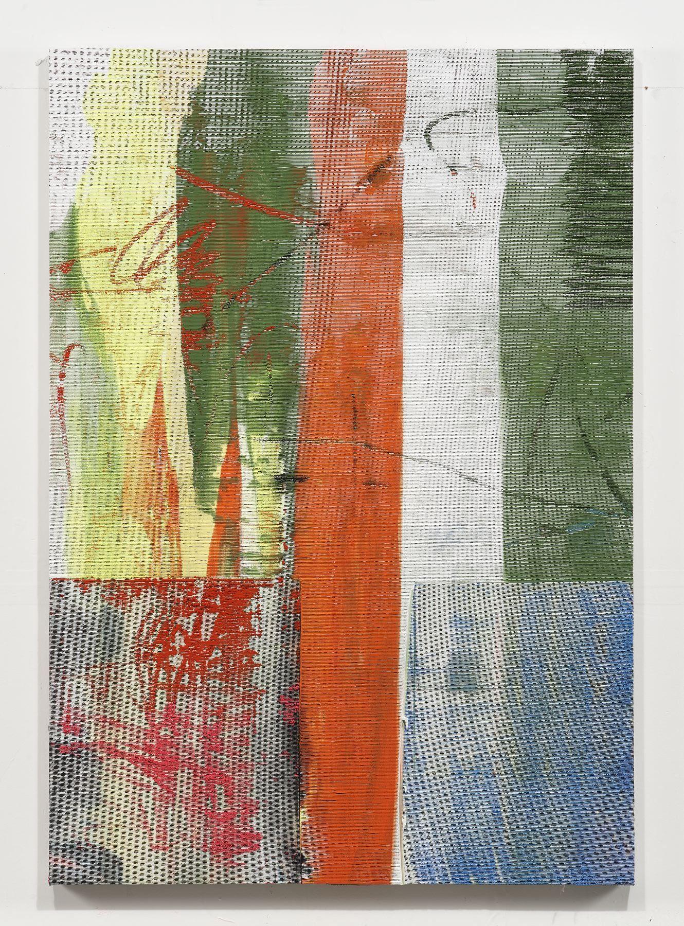 Evan Nesbit Manifold Painting (Fake Painting No.1),2017