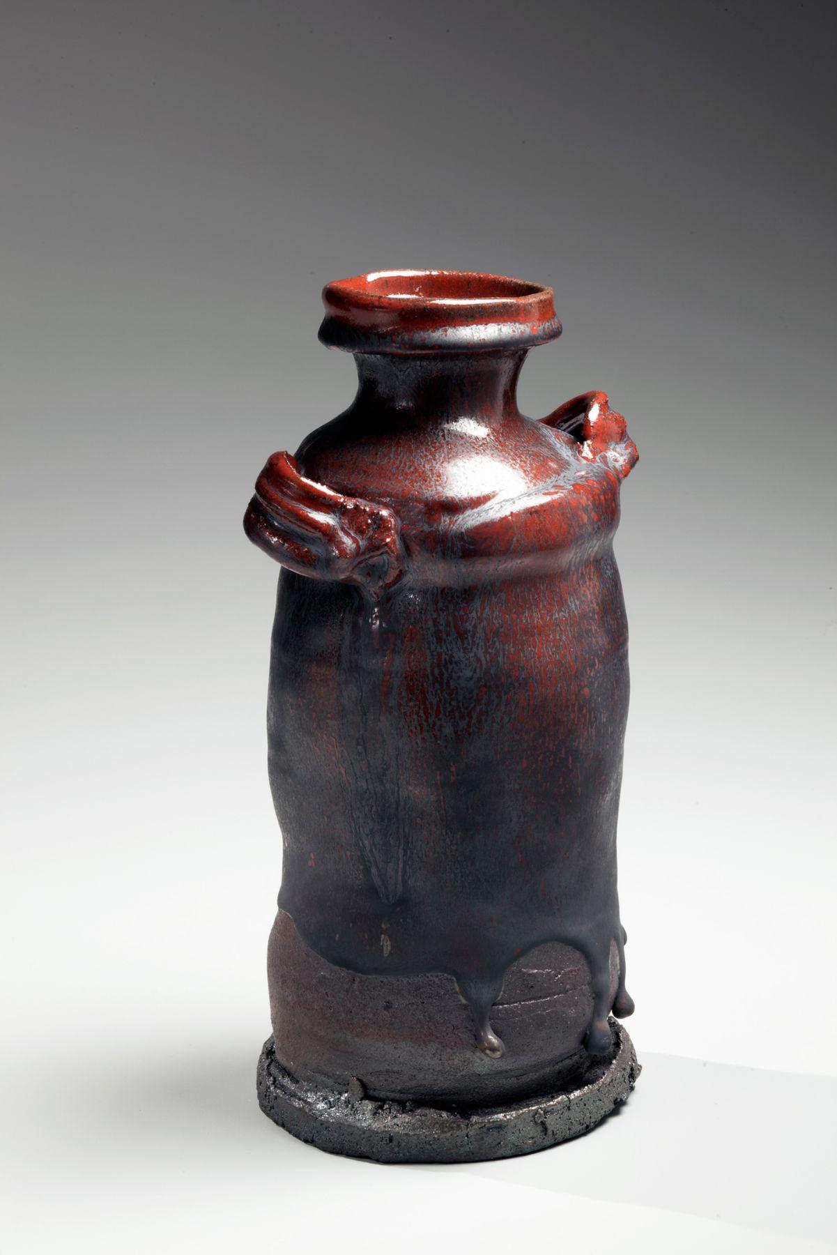 Tanaka Sajiro, flower vase, 2014