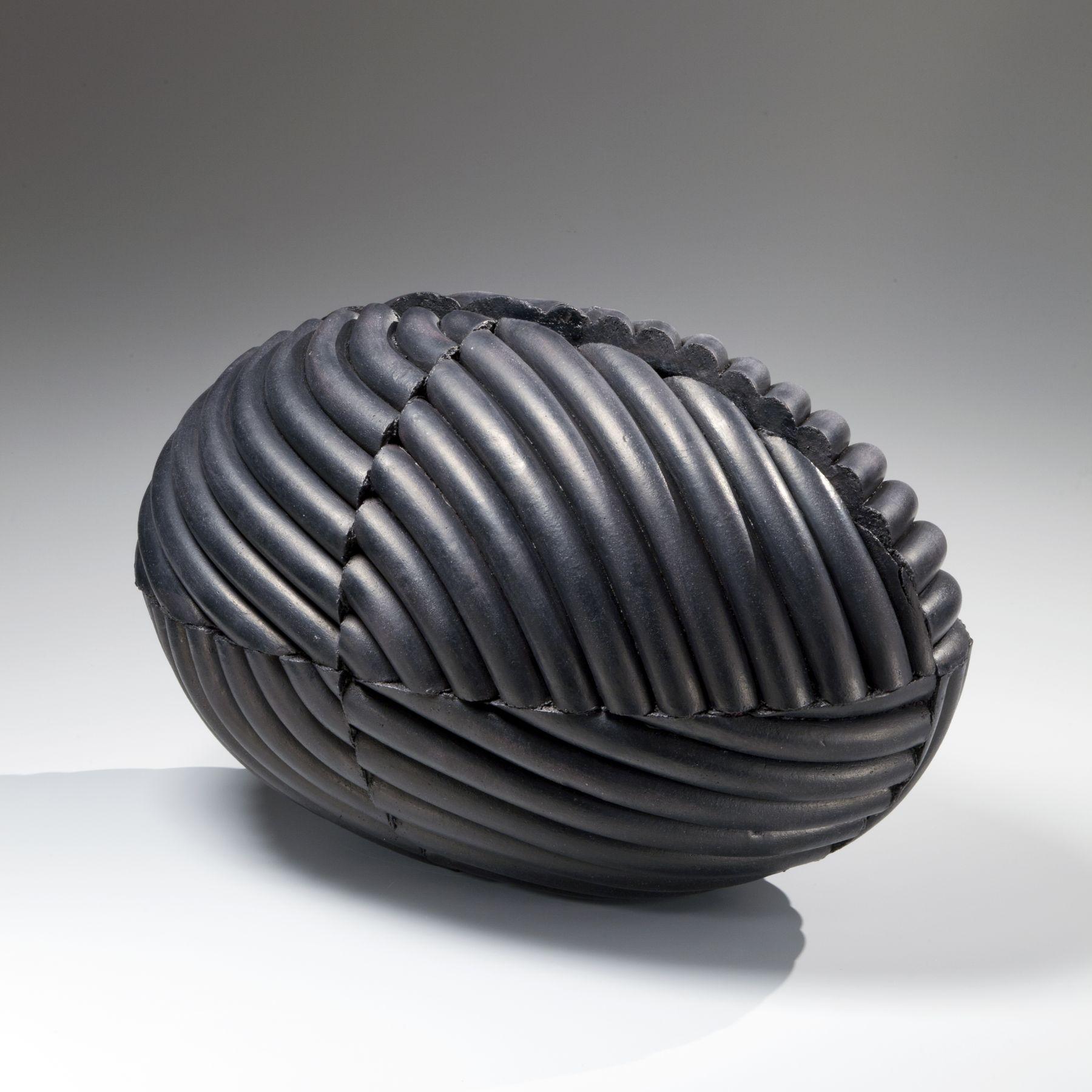 Imai Hyōe (b. 1951), Kokutō:Black Work 2015