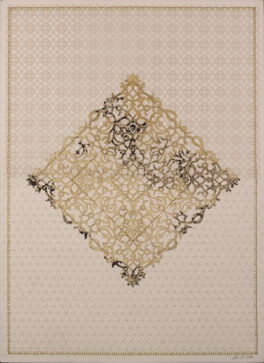Anila Quayyum Agha - Antique Lace - 4