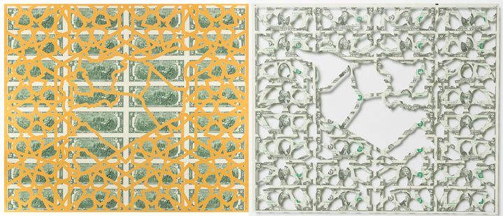 Mapping Investment: Syria (Diptych)