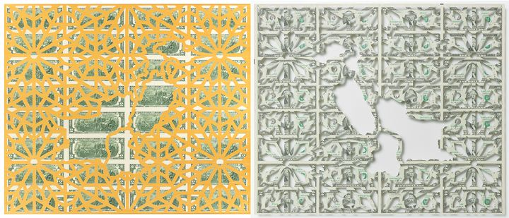 Mapping Investment: Pakistan (Diptych)
