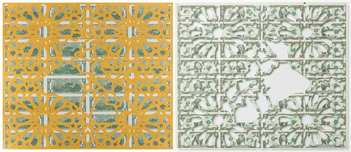 Mapping Investment: Iraq (Diptych)