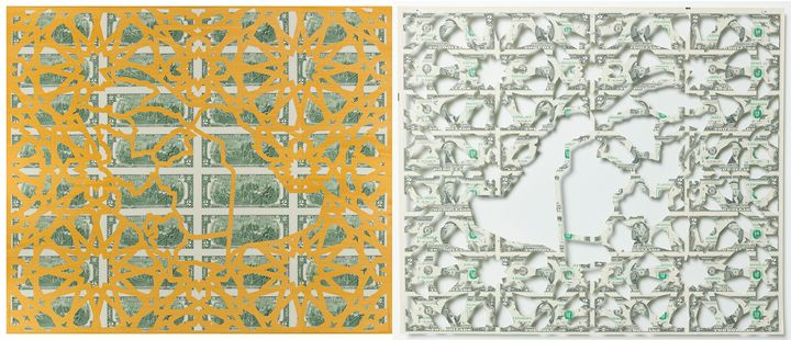 Mapping Investment: Saudi Arabia (Diptych)