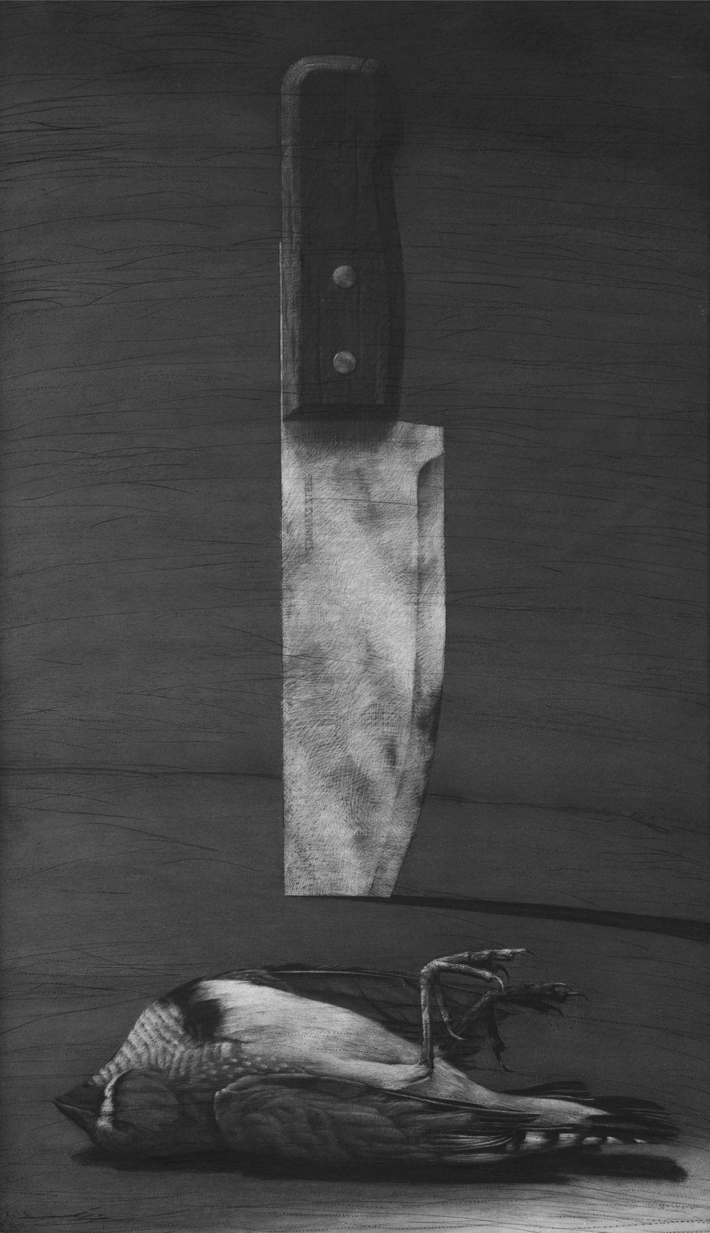 Bird and Knife