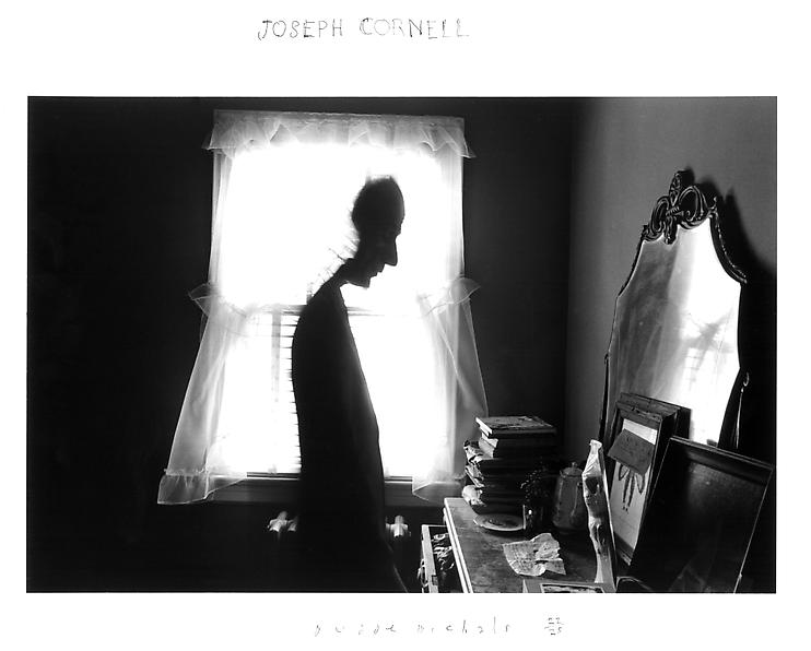Joseph Cornell, 1972