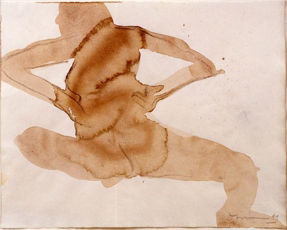 Santa Fe Nude #1, 1999