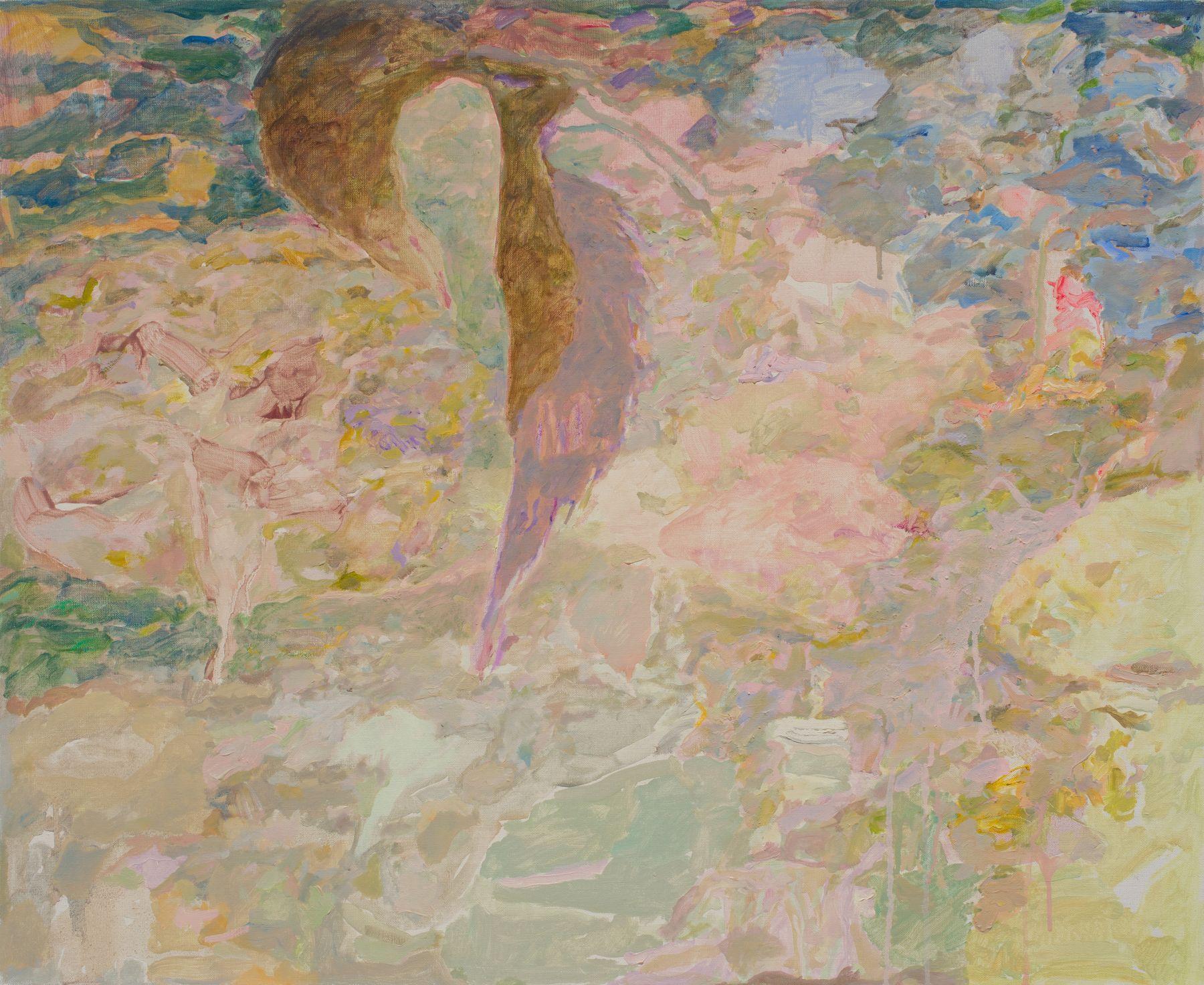 Phoenix, 2001 Oil on linen