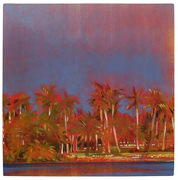 Palms on the Shore, 2012