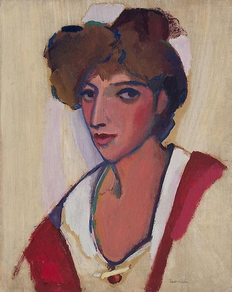 Vera, c. 1918