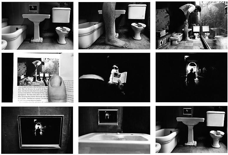 Duane Michals Things Are Queer, 1973
