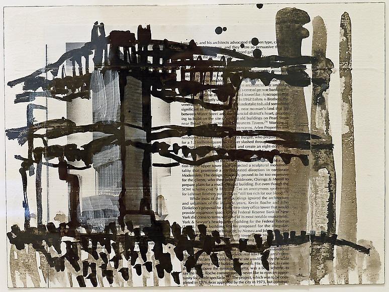 Katrin Sigurdardottir, Untitled (Megastructure 3), 2009