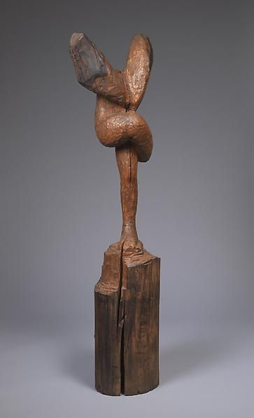 Winged Woman, c. 1958