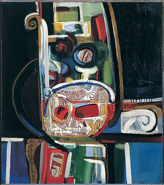 Chieftan's Chair, 1966.