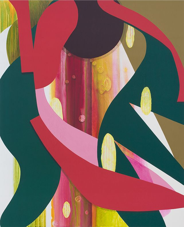 Martha Graham's Candy Stripers, 2017