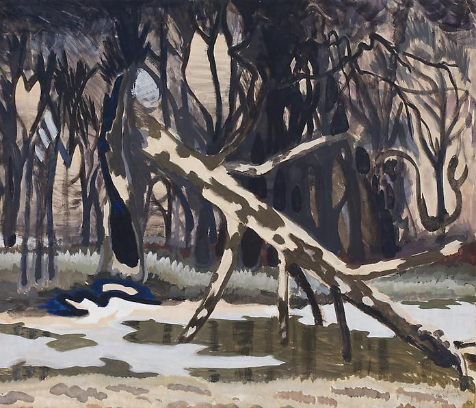 Charles Burchfield: American Landscapes