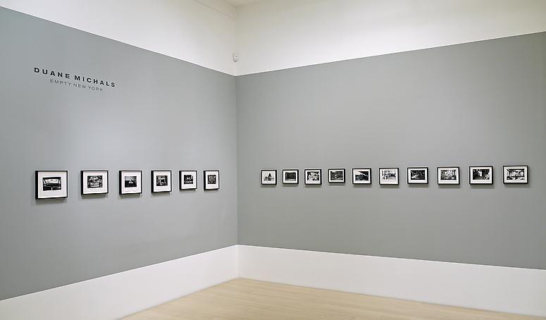 Duane Michals: Empty New York