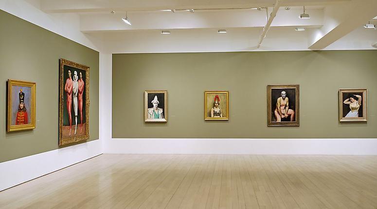 Walt Kuhn: American Modern