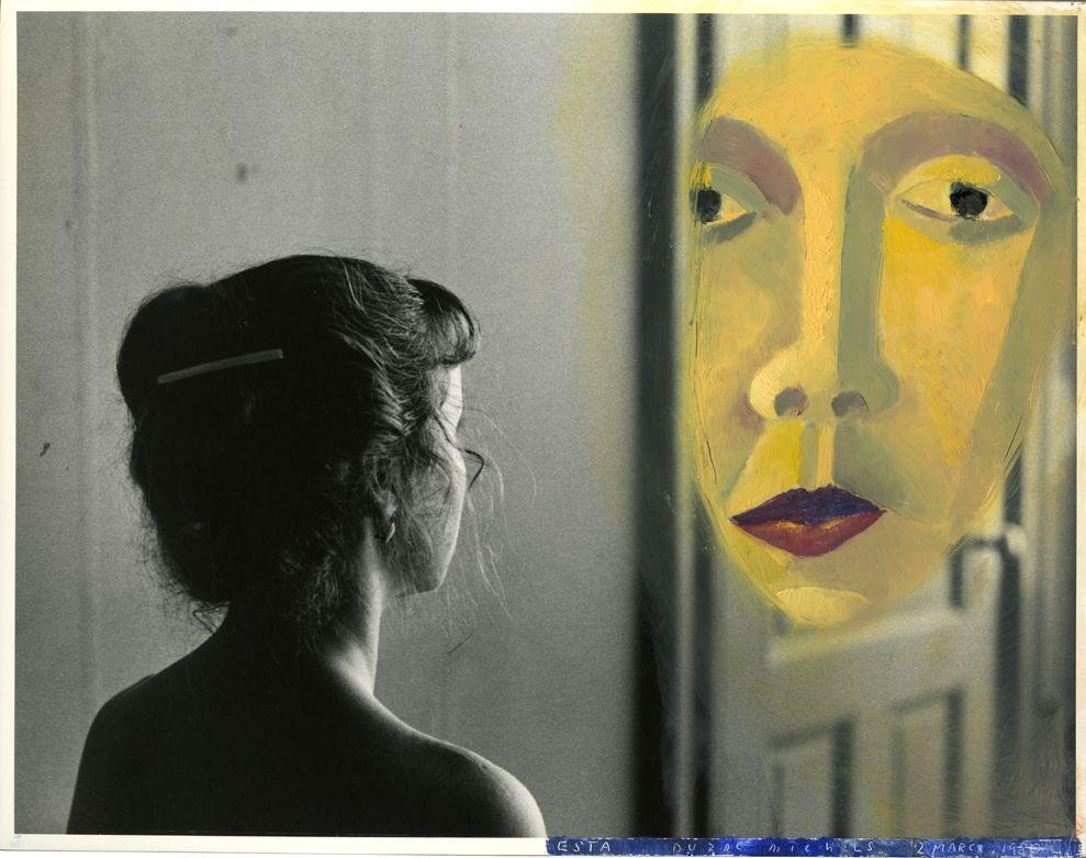 Esta Contemplates the Enigma, 1980