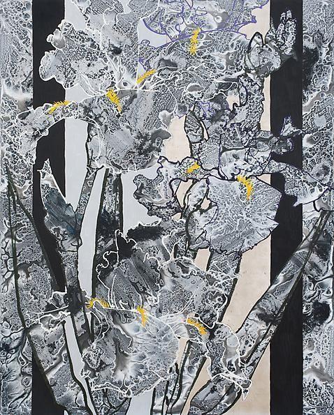 Robert Kushner, Iris Ascendant, 2012