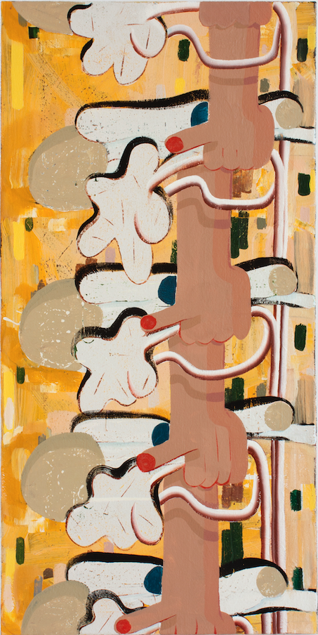 Bridget Mullen What Paintings Want, 2018