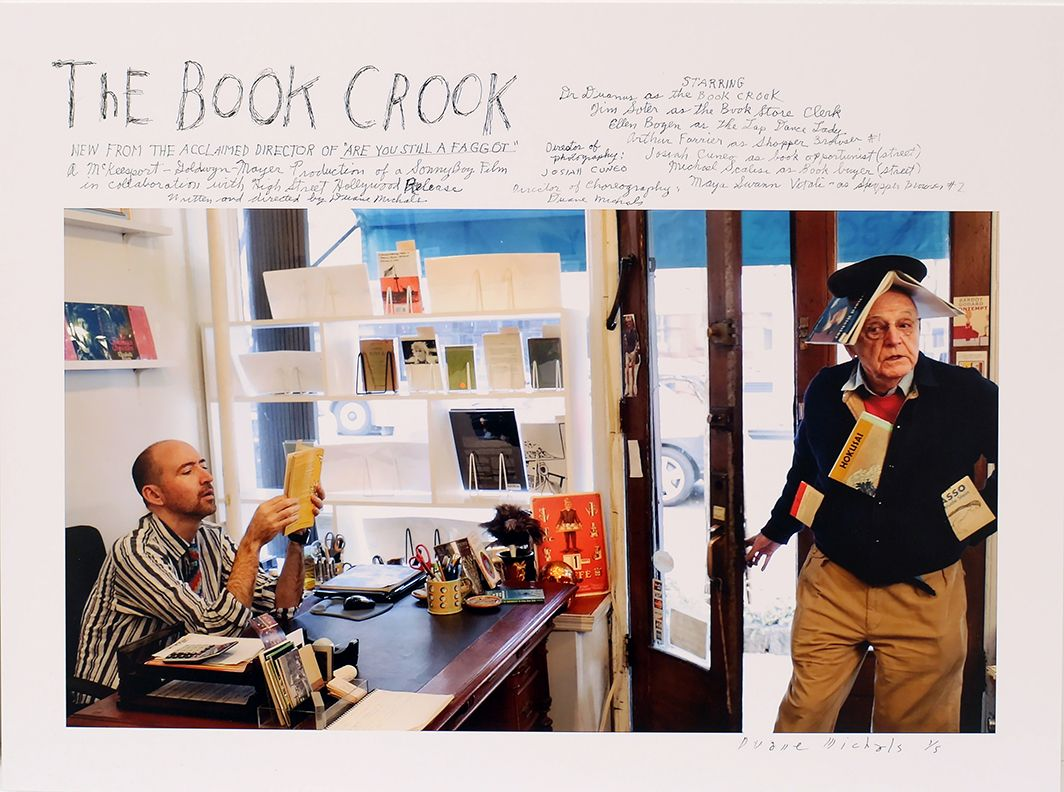 The Book Crook