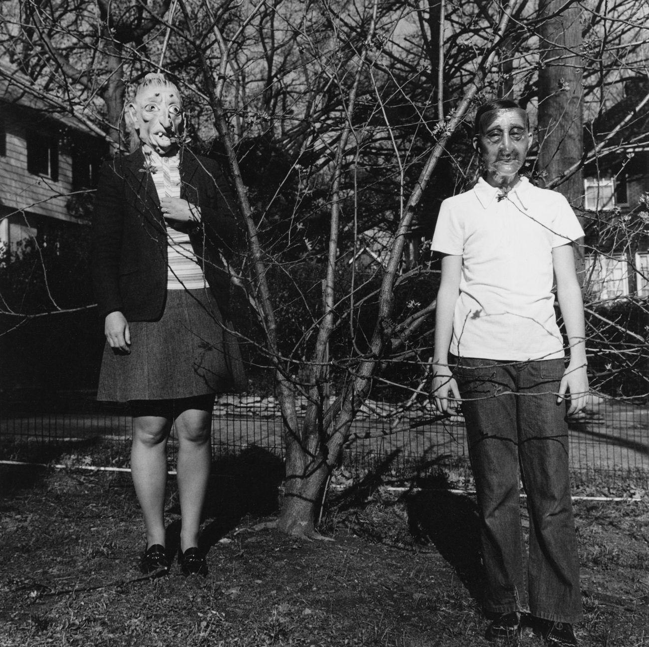 Same [One of seven kids of Mertonian friend], 1970-72
