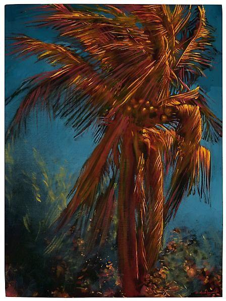 A Weathered Palm, 2012