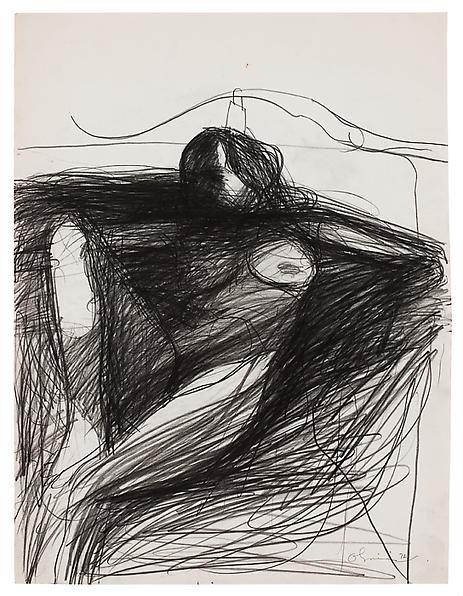 Untitled Nude, 1972