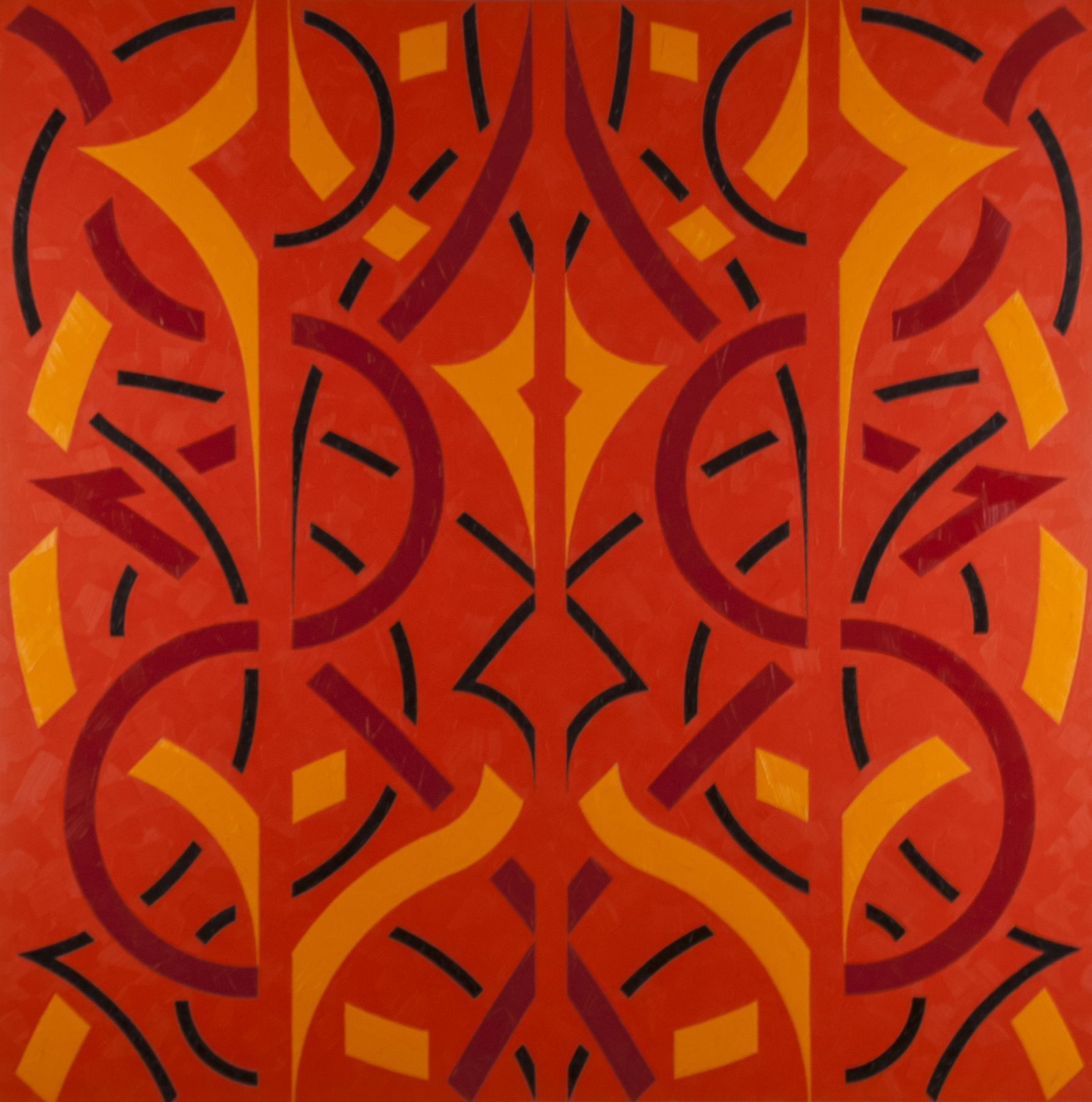 Valerie Jaudon Heart of the Matter, 2005