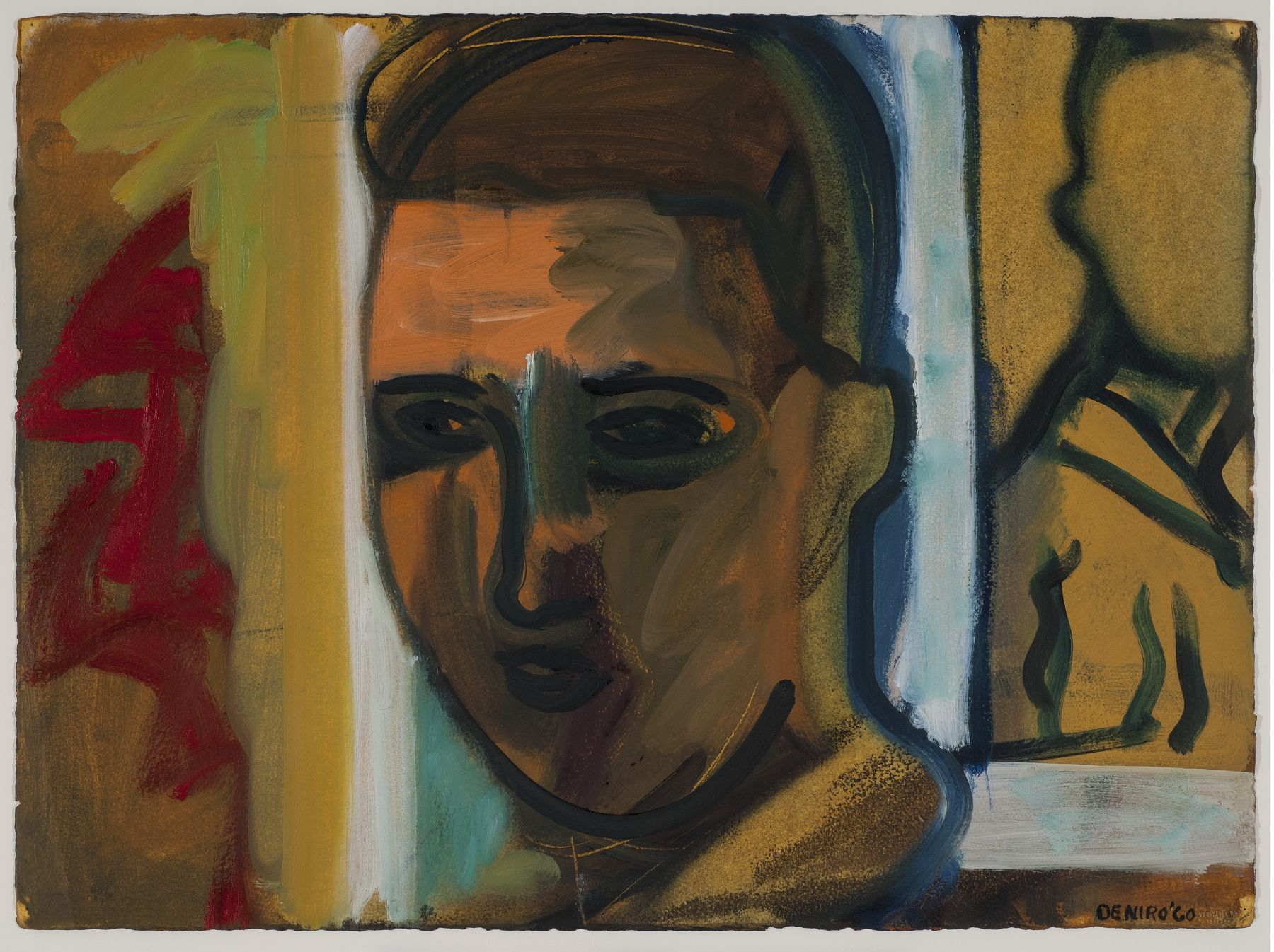 Self Portrait, 1960