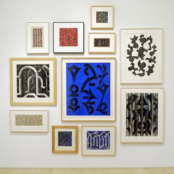 Valerie Jaudon: Alignments
