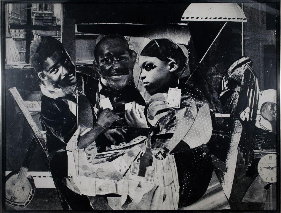 Evening 9:10 461 Lenox Avenue, 1964