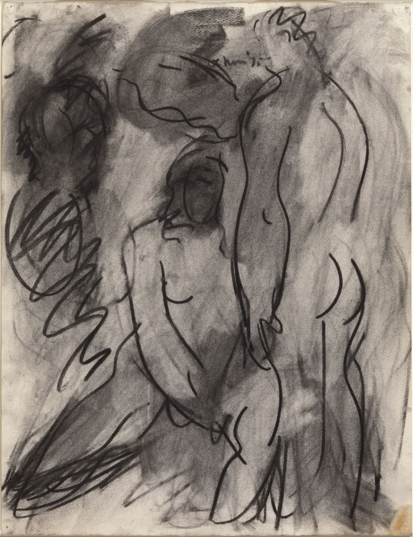 Two Figures, 1975