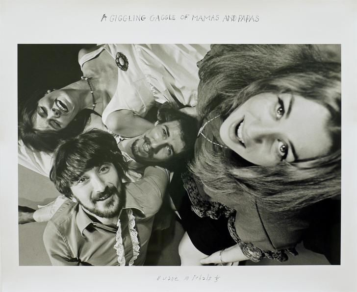 The Mamas and the Papas, 1966.