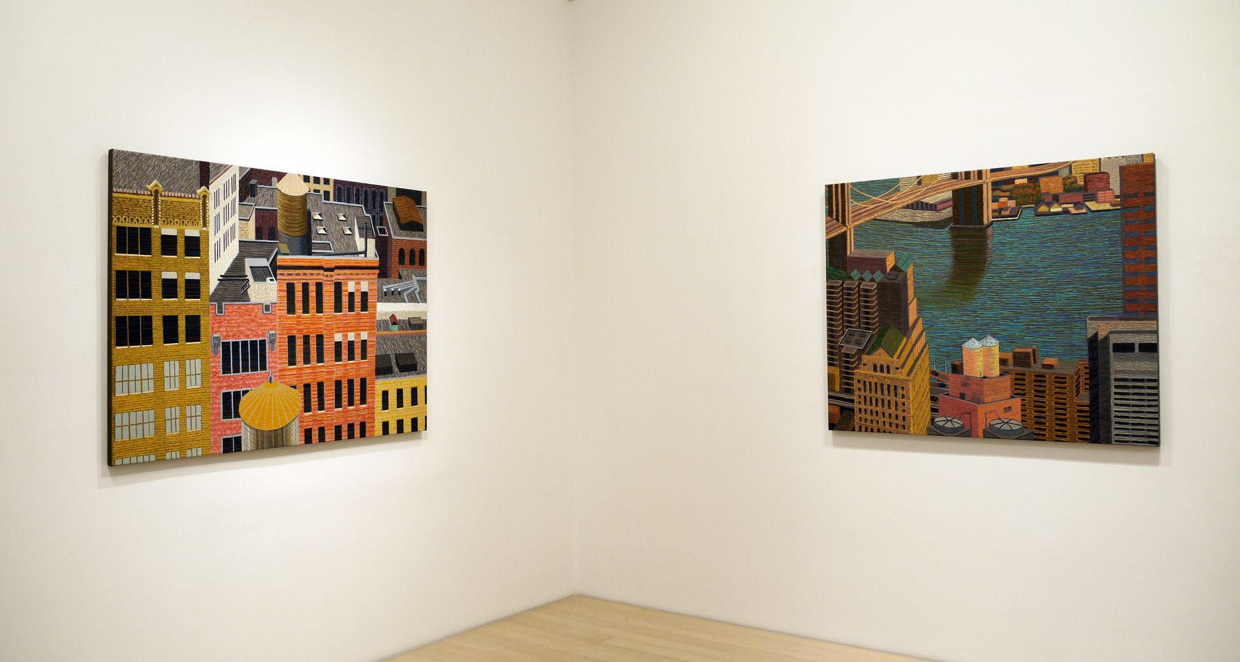 Yvonne Jacquette: Paintings 1981-2016