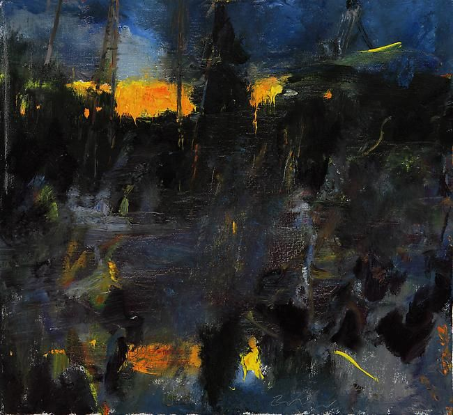 Eric Aho, Twilight (Blue Cloud), 2013