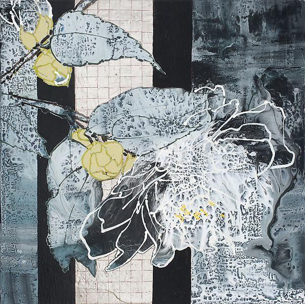 Robert Kushner, Camellia Starlight, 2012