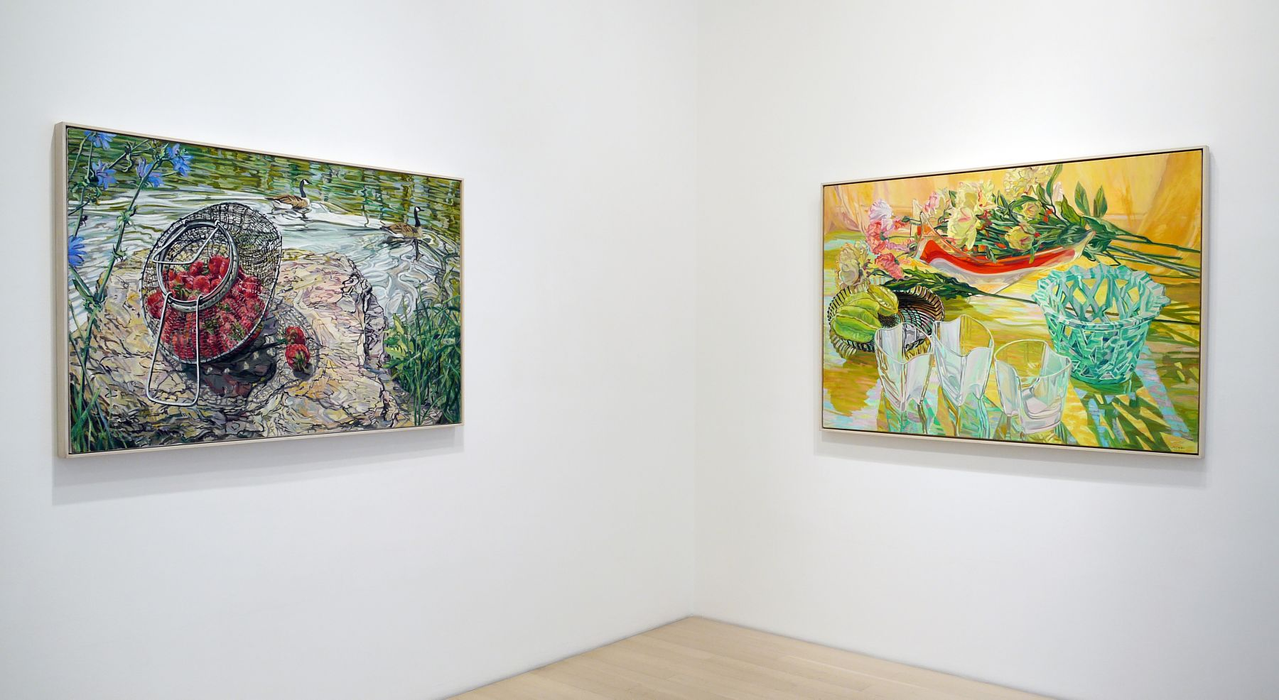Janet Fish: Pinwheels and Poppies, Paintings 1980 - 2008