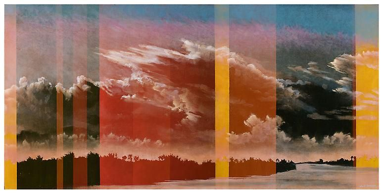 Passing Clouds, 2012