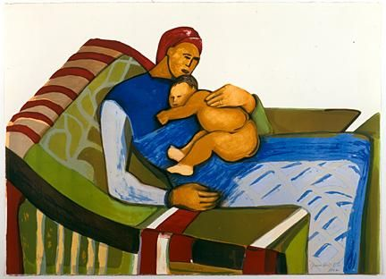 Gwen Knight, Lullaby, 1992