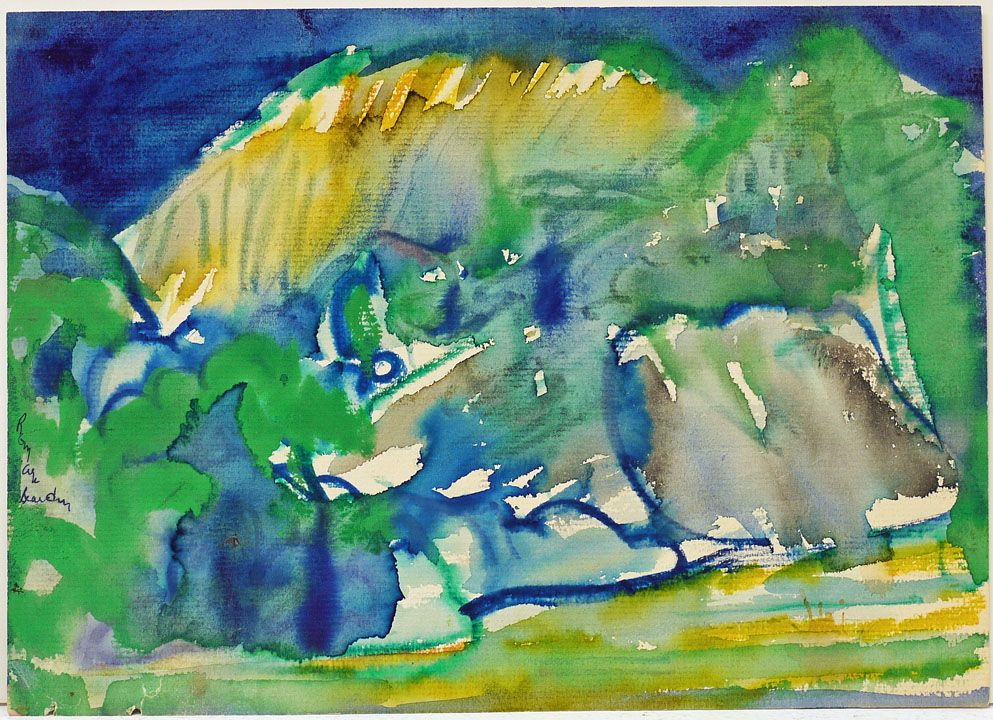 Untitled (Landscape), n.d.