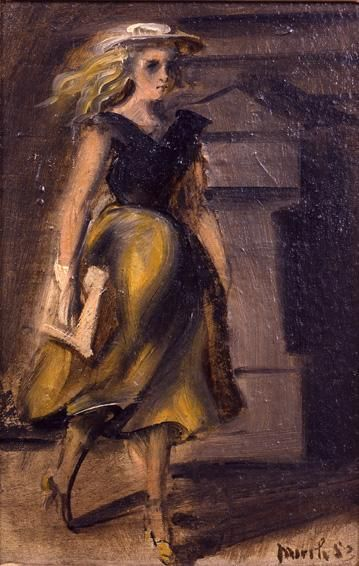 Night Worker, 1953