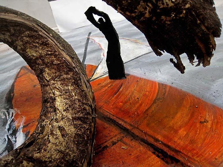 Ship Wreck II, 2009-2011