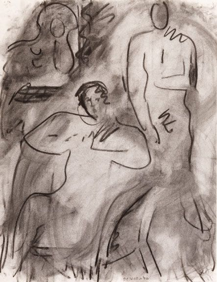 Two Figures, 1976