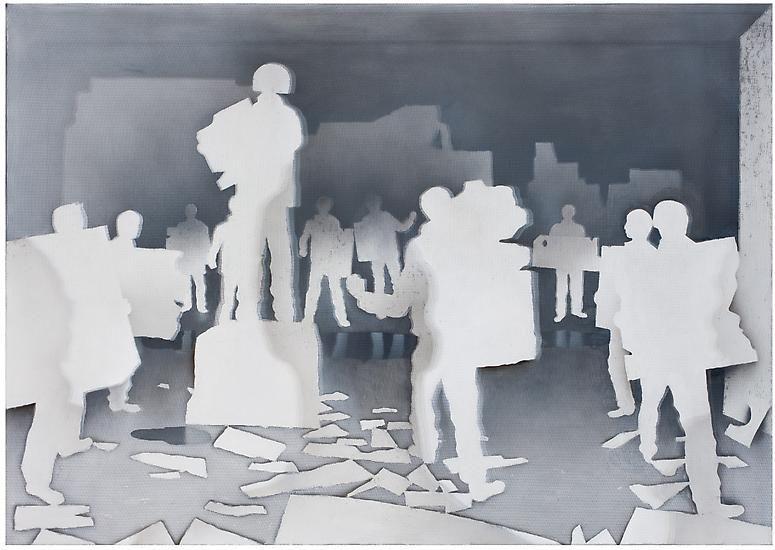 Square II, 2013