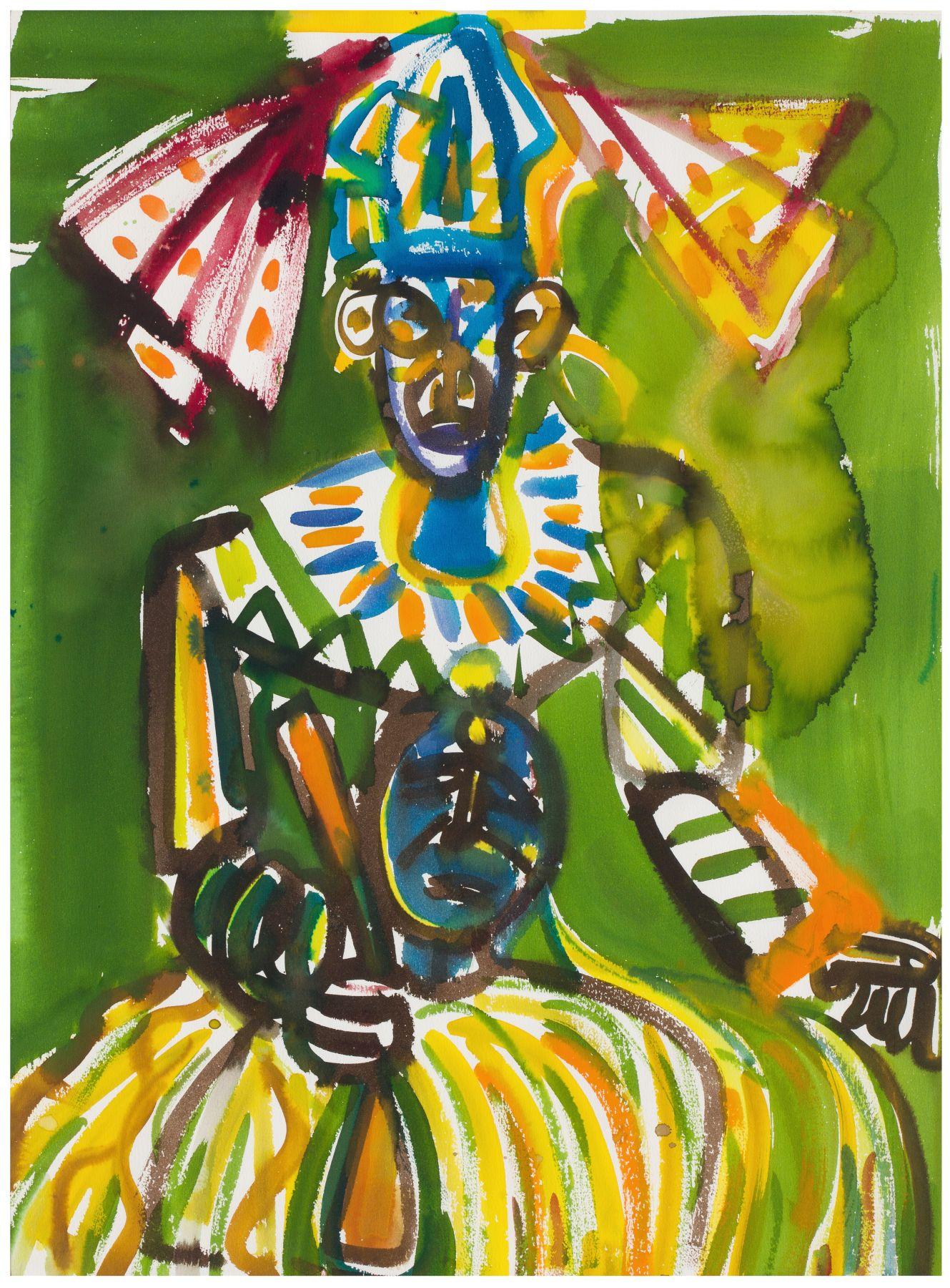Carnival Jumbie Man, 1984-87