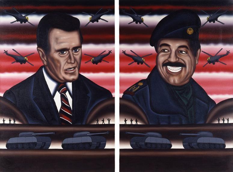 Gulf War, 1991