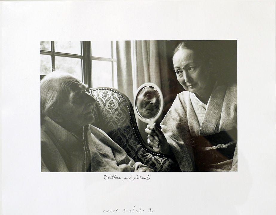 Balthus and Setsuko