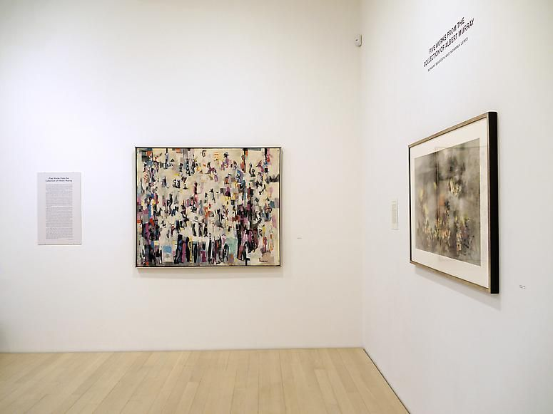 Five Works from the Collection of Albert Murray